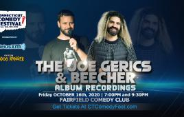CTCF Presents: The Joe Gerics & Beecher Album Recordings