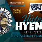 CTCF Kick Off Show: The History Hyenas at The Wall St. Theater