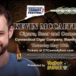 Cigars, Beer, and Comedy with Kevin McCaffrey