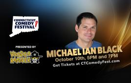 Michael Ian Black at Fairfield Comedy Club