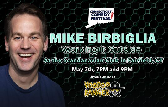 Mike Birbiglia Working It Outside