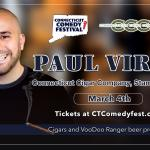 Cigars, Beer, and Comedy with Paul Virzi
