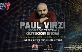 The CT Comedy Festival Presents Paul Virzi